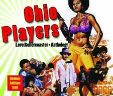 OHIO PLAYERS - LOVE ROLLERCOASTER ANTHOLOGY (DELUXE EDITION)  CD NEW!