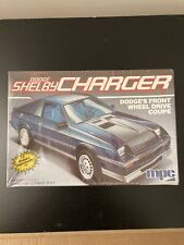 MPC 1986 Dodge Shelby Charger Model Kit New In Box