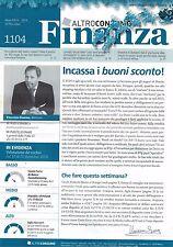 2014 12 16 - FINANZA  ALTROCONSUMO - 16 12 2014 - N.1104 - ANNO XXIV - INCASSA I
