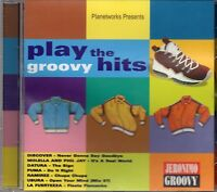 Play The Groovy Hits (1997 CD) Molella & Phil Jay/Q-Zone/Usura/Puma/Koko/Ramirez