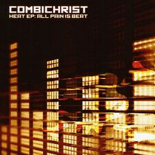 Combichrist - Heat EP: All Pain Is Beat [New CD] Enhanced
