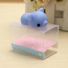 Mochi Soft Dingding Gel Squishy Decompression Toy KillTime Abreact Fun Joke Gift