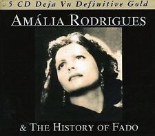 Amalia Rodriguez - History Of Fado [CD ]
