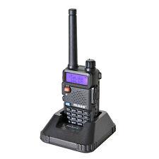 MAAS AHT 28 V VHF mit Akku und Standlader und Ohrhörermikrofon, HFG, Neu+OVP