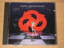 TRAFFIC/FAR FROM HOME/ CD ALBUM