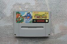 Jeu Super Nintendo / Snes game Super Mario World 2 Yoshi Island PAL * save ok