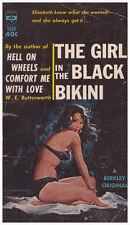 The Girl in the Black Bikini W.E. Butterworth GGCA