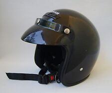 Held - Kinder Motorradhelm Gr. XXS / 53cm / Schwarz