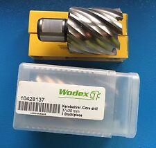 Wodex 1X Muestreador de Cilindro HSS / Core Drill 37 X 30MM
