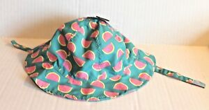 Jumping Beans Watermelon Sun Hat Infant Baby Girl Size 6-18 Months NEW
