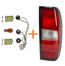 Rear Light for Nissan Navara D22 Pickup Tail Lamp D23 Right O/S Offside New Lens