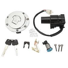 Ignition Switch Key + Fuel Gas Cap For Honda CBR600 CBR 600 F4I 2001-2002