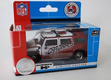 NFL H2 Hummer Arizona Cardinals 1:43 scale-Limited Ed (only 240) -#'d NEW in BOX