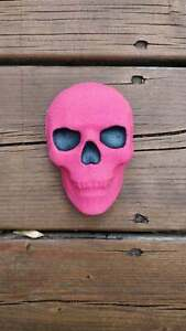 Flirtatious Skull Bath Bomb extra foaming Handmade in Canada
