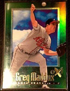 1997 EX2000 Greg Maddux  #57 -MINT- Atlanta Braves HOF