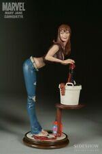 Marvel statue Comiquette Sideshow Mary Jane Spiderman rare