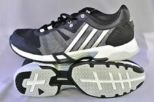New Adidas Volley Team 2 Women's M17499 Black/Silver/White Volleyball Size 9.5