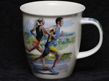 DUNOON RUNNING Fine Bone China NEVIS Mug