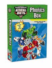 Transformers Rescue Bots: Phonics Box by Hasbro Industries Incorporated Staff...