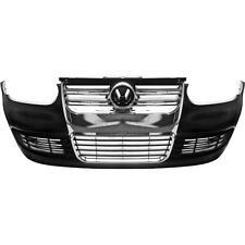 VW Golf IV 4 R32 Look Stoßstange vorne mit Kühlergrill chrom ABS Bj. 97-03 2YF