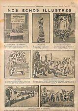 Poilus Artillerie Munition Lycée de Tulle/Théatre de la Folies-Marmites 1915 WWI