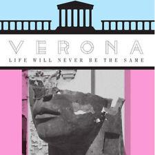Verona - Life Will Never Be The Same 12'' MAXI Italo-disco