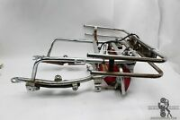 75-79 Honda Goldwing 1000 Gl1000 Luggage Rack with Tail Light and Lisence Holder
