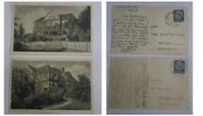 2 Cards Children Healing Place Victoria Pen Bad Kreuznach 1935