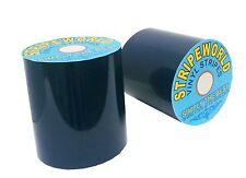 70mm Self Adhesive Dark Blue vinyl stripe for car caravan boat Sold by the metre