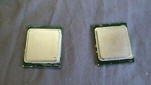 2x Intel Xeon E5 2660 CPU matched pair bundle