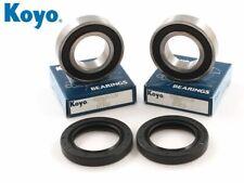 Honda CBR 1000 RR 2004 - 2007 Genuine Koyo Front Wheel Bearing & Seal Kit