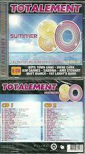 SUMMER 80 ( 2 CD ) MOON MARTIN, KIM CARNES, IRENE CARA / NEUF EMBALLE NEW SEALED