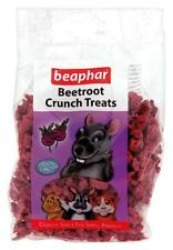 Beetroot Crunch Treats Rabbits & Guinea Pigs Crunchy Treats 150g Beapher