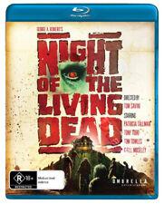 Night of the Living Dead NEW Cult Blu-Ray Disc Tom Savini Tony Todd P. Tallman