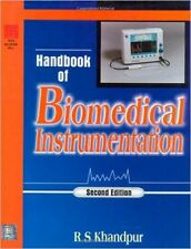 Handbook of Biomedical Instrumentation by Khandpur (2003, hardcover)