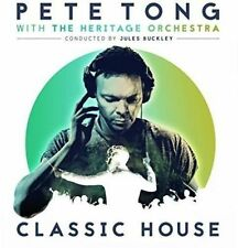 Pete Tong With The Heritage Orchestra Classic House CD 2016