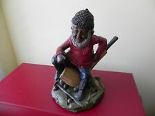 1983 Tom Clark Smoky Smokey Gnome Edition #35 Vintage Retired Sculpture Decor
