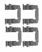 Mintex Front Brake Pad Accessory Fitting Kit MBA1742  - 5 YEAR WARRANTY
