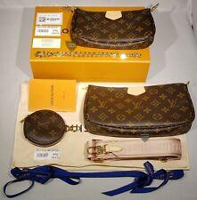 Louis Vuitton Multi Pochette Accessoires Crossbody Bags - Rose Clair