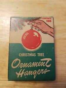 VINTAGE Christmas Tree Ornament Hangers