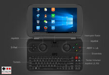 Consola GPD WIN Aluminio Atom Z8750, 4 GB RAM, 64 GB Flash, ENVIO DESDE ESPAÑA
