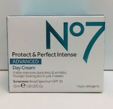 (New) Boots No7 Protect & Perfect Intense Advanced Day Cream, 50 ml