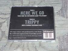 Arab Strap: Here we go / Trippy  CD Single promo  NM