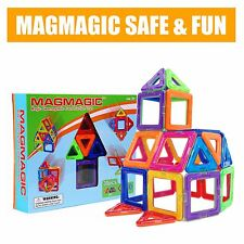 30PCS Magnetic Construction Building Set Sets Toys Magnets Toy Kids Great Gift