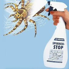 (25,98€/L) WENKO Spinnen Stop Spray 500 ml Anti Spinnen Spray