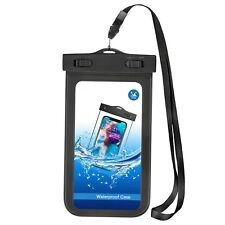 Waterproof Case Transparent Bag IPX8 Pouch Cover Touch L3P for Cell Phones