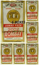 6 Boxes Bombay Supari 48 pack Sweet Supari Betel Nut USA SELLER- FAST SHIPPING
