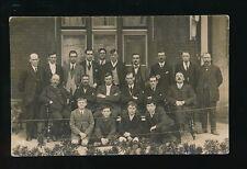 Gloucestershire BRISTOL Queen Victoria Convalescent Home Group photo RP PPC