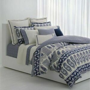 Ralph Lauren Nicola Paisley 3 Piece King Comforter New in Package