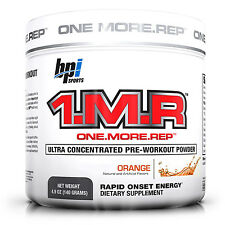 BPI Sports 1.M.R Orange Concentrated Pre-Workout (28 Servings) (Best By 07/2017)